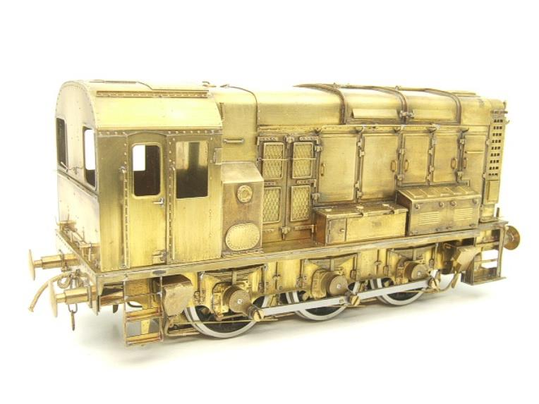 Sancheng Finescale Brass O Gauge 08 Shunter Diesel Loco Electric 2 Rail image 19