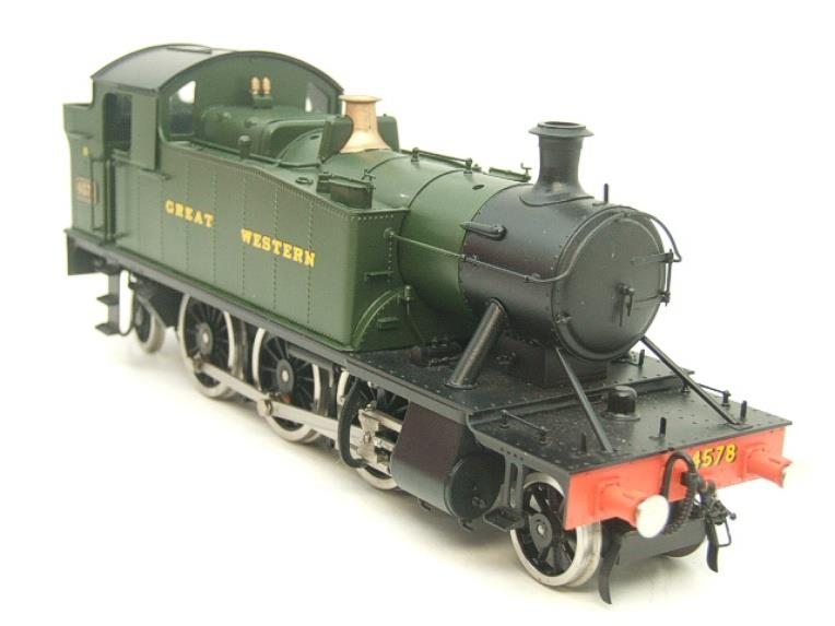 "Sancheng O Gauge Finescale Brass ""Great Western"" Prairie 2-6-2 Tank Loco R/N 4578 Electric 2 Rail image 11"