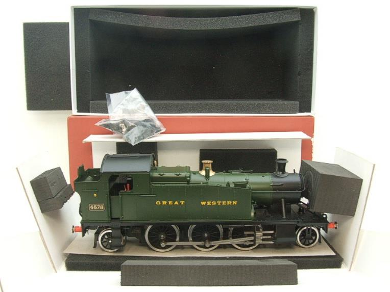"Sancheng O Gauge Finescale Brass ""Great Western"" Prairie 2-6-2 Tank Loco R/N 4578 Electric 2 Rail image 15"