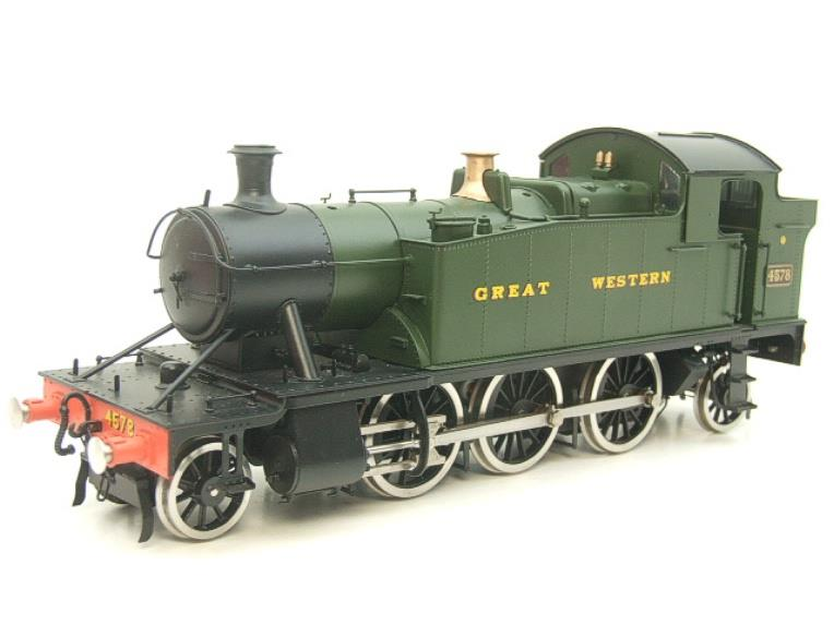 "Sancheng O Gauge Finescale Brass ""Great Western"" Prairie 2-6-2 Tank Loco R/N 4578 Electric 2 Rail image 16"