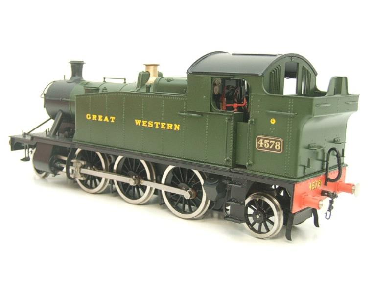 "Sancheng O Gauge Finescale Brass ""Great Western"" Prairie 2-6-2 Tank Loco R/N 4578 Electric 2 Rail image 18"