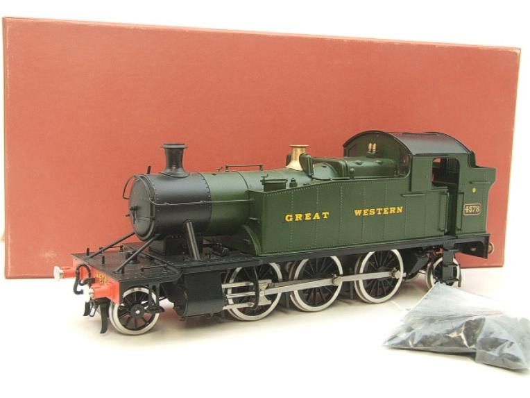 "Sancheng O Gauge Finescale Brass ""Great Western"" Prairie 2-6-2 Tank Loco R/N 4578 Electric 2 Rail image 20"