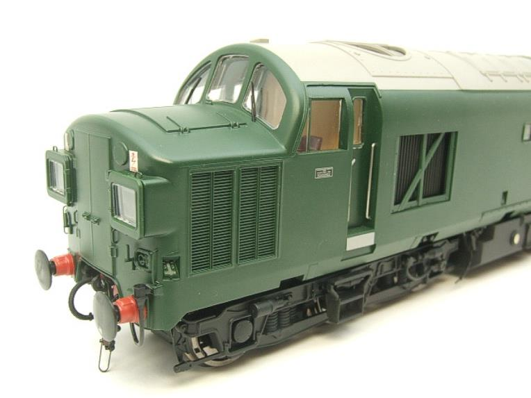 HelJan Ltd Ed Tower Models O Gauge 3702 Class 37 BR Green Railfreight Diesel Loco Un-Numbered image 11