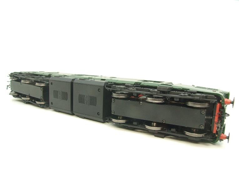 HelJan Ltd Ed Tower Models O Gauge 3702 Class 37 BR Green Railfreight Diesel Loco Un-Numbered image 14