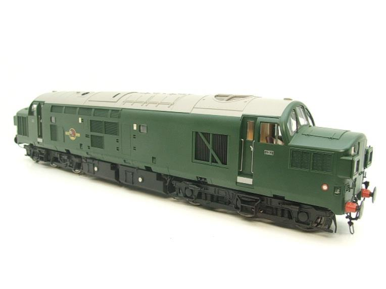 HelJan Ltd Ed Tower Models O Gauge 3702 Class 37 BR Green Railfreight Diesel Loco Un-Numbered image 19