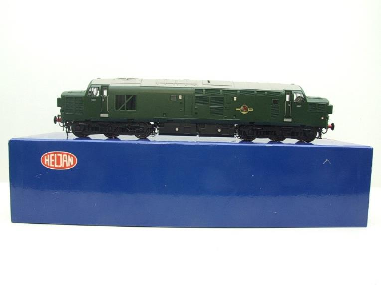 HelJan Ltd Ed Tower Models O Gauge 3702 Class 37 BR Green Railfreight Diesel Loco Un-Numbered image 20