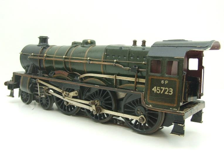 "O Gauge Solid Brass BR Jubilee 6P Class 4-6-0 ""Fearless"" R/N 45723 Electric 3 Rail image 11"