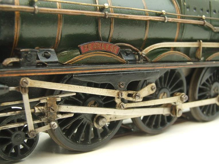 "O Gauge Solid Brass BR Jubilee 6P Class 4-6-0 ""Fearless"" R/N 45723 Electric 3 Rail image 15"