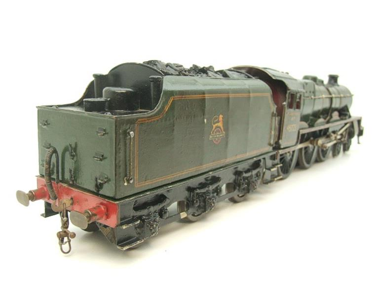 "O Gauge Solid Brass BR Jubilee 6P Class 4-6-0 ""Fearless"" R/N 45723 Electric 3 Rail image 19"