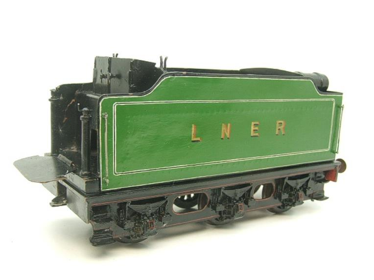 "O Gauge Solid Brass LNER B17/4 Class 4-6-0 ""Leicester City"" R/N 2865 Electric 3 Rail image 12"