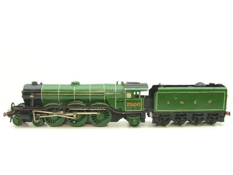 "O Gauge Solid Brass LNER A3 Class 4-6-2 ""Windsor Lad"" R/N 2500 Electric 3 Rail image 11"