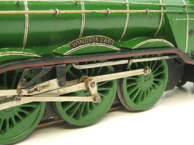 "O Gauge Solid Brass LNER A3 Class 4-6-2 ""Windsor Lad"" R/N 2500 Electric 3 Rail image 15"