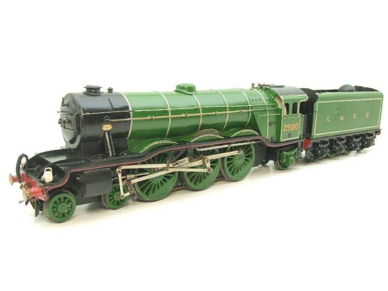 "O Gauge Solid Brass LNER A3 Class 4-6-2 ""Windsor Lad"" R/N 2500 Electric 3 Rail image 18"