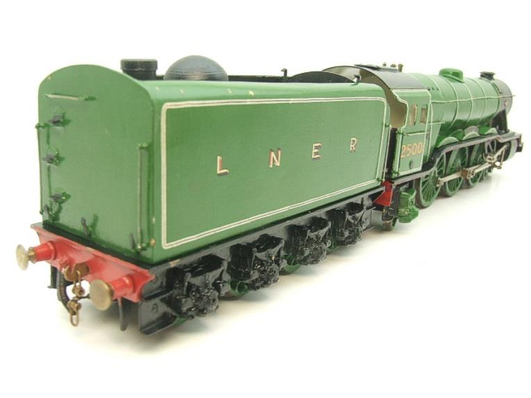 "O Gauge Solid Brass LNER A3 Class 4-6-2 ""Windsor Lad"" R/N 2500 Electric 3 Rail image 19"