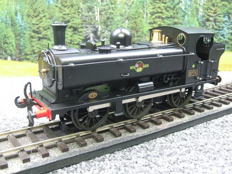 Ace Trains O Gauge E21E BR Post 56 Black 57xx Pannier Tank Loco R/N 5775 Electric Boxed image 13