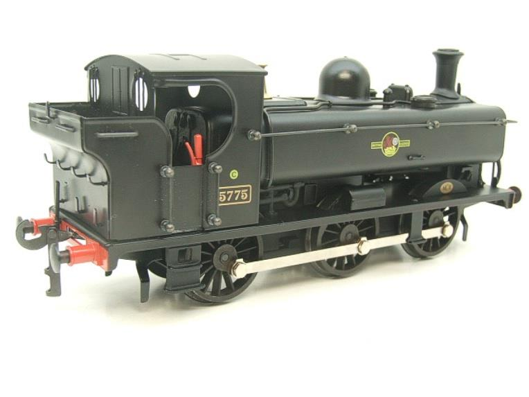 Ace Trains O Gauge E21E BR Post 56 Black 57xx Pannier Tank Loco R/N 5775 Electric Boxed image 16