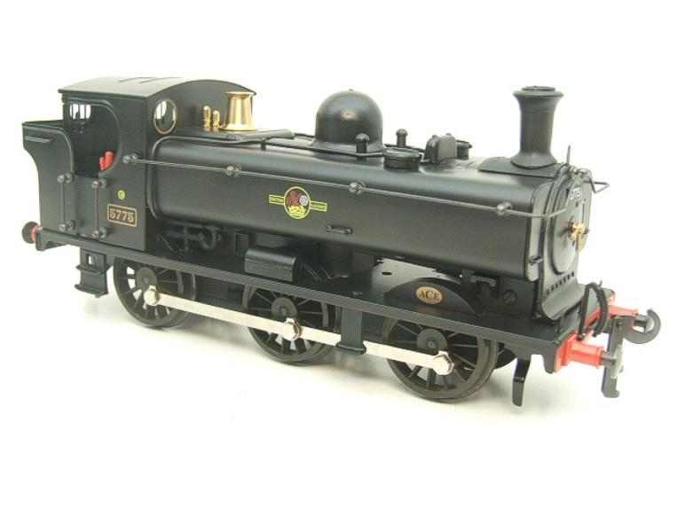 Ace Trains O Gauge E21E BR Post 56 Black 57xx Pannier Tank Loco R/N 5775 Electric Boxed image 17