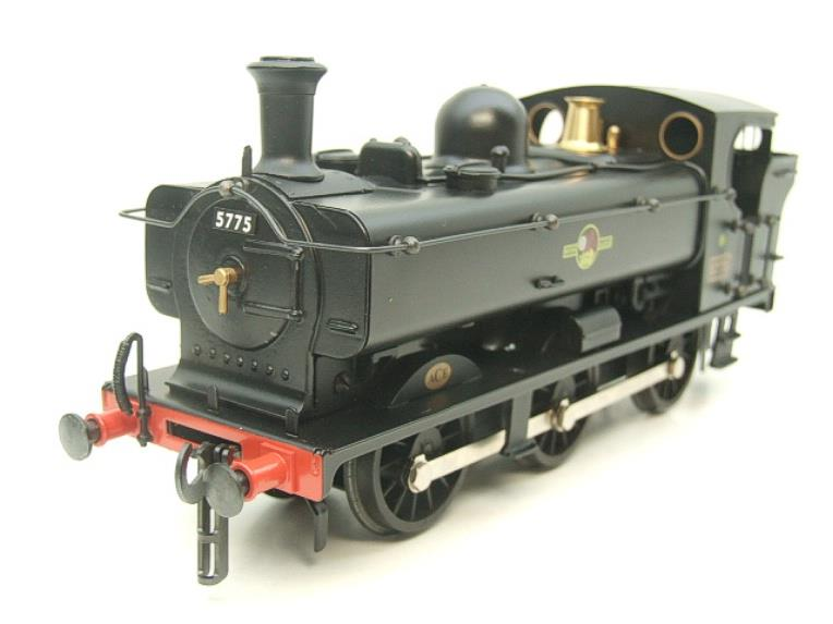Ace Trains O Gauge E21E BR Post 56 Black 57xx Pannier Tank Loco R/N 5775 Electric Boxed image 18