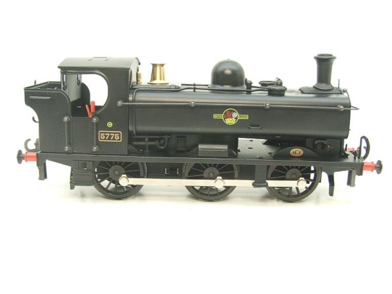 Ace Trains O Gauge E21E BR Post 56 Black 57xx Pannier Tank Loco R/N 5775 Electric Boxed image 19
