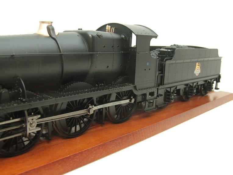 Heljan Tower Models O Gauge Item 4321 BR Black Early Crest Class 43xx Mogul Loco & Tender Electric image 11