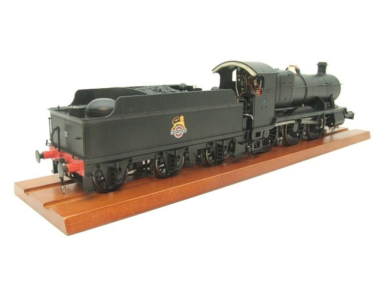 Heljan Tower Models O Gauge Item 4321 BR Black Early Crest Class 43xx Mogul Loco & Tender Electric image 12