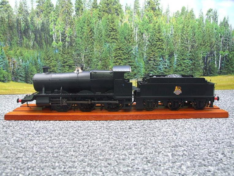 Heljan Tower Models O Gauge Item 4321 BR Black Early Crest Class 43xx Mogul Loco & Tender Electric image 14