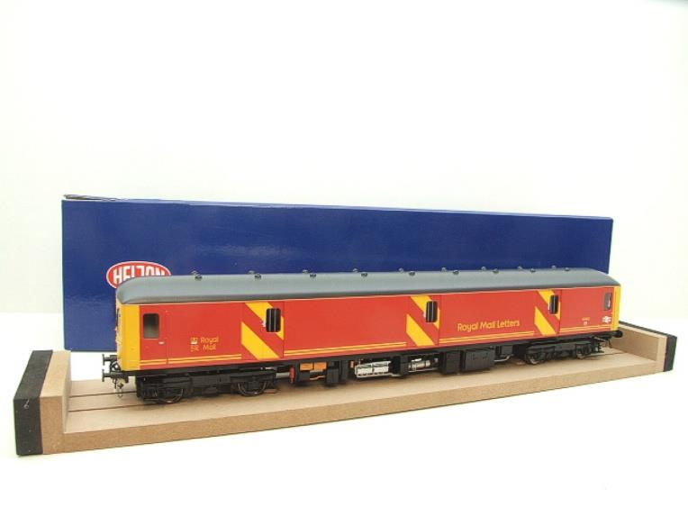 Heljan O Gauge Class 128DPU-8951 Red Royal Mail Coach R/N 55993 Electric 2 Rail Boxed image 20