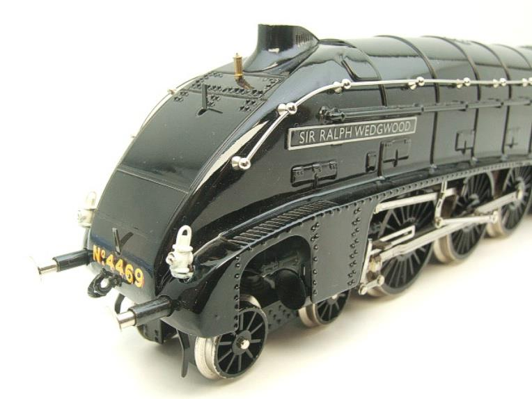 "Ace Trains O Gauge E4 NE Black A4 Pacific ""Sir Ralph Wedgewood"" R/N 4469 Electric 3 Rail Boxed image 12"