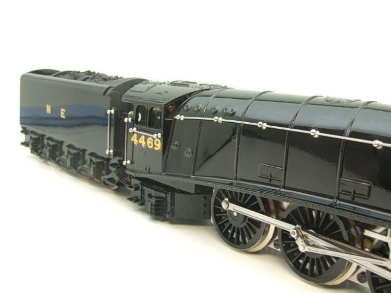 "Ace Trains O Gauge E4 NE Black A4 Pacific ""Sir Ralph Wedgewood"" R/N 4469 Electric 3 Rail Boxed image 14"