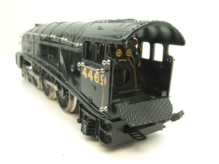 "Ace Trains O Gauge E4 NE Black A4 Pacific ""Sir Ralph Wedgewood"" R/N 4469 Electric 3 Rail Boxed image 15"