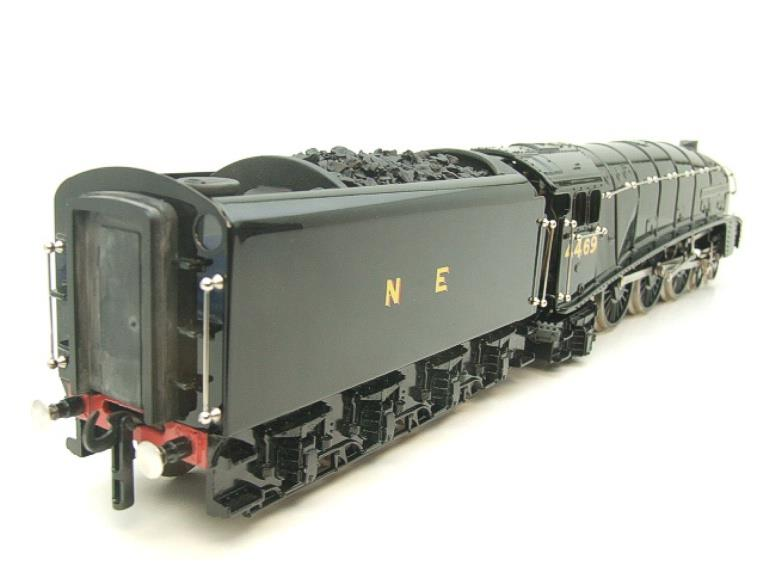 "Ace Trains O Gauge E4 NE Black A4 Pacific ""Sir Ralph Wedgewood"" R/N 4469 Electric 3 Rail Boxed image 21"
