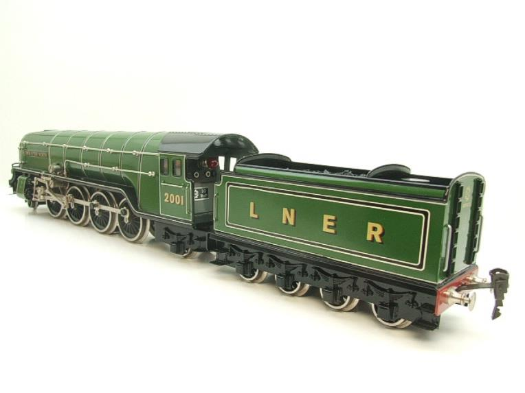 "Hehr O Gauge L70-12920 LNER ""2001"" Cock O The North"" 2-8-2 Loco & Tender Electric 20v 3 Rail image 20"