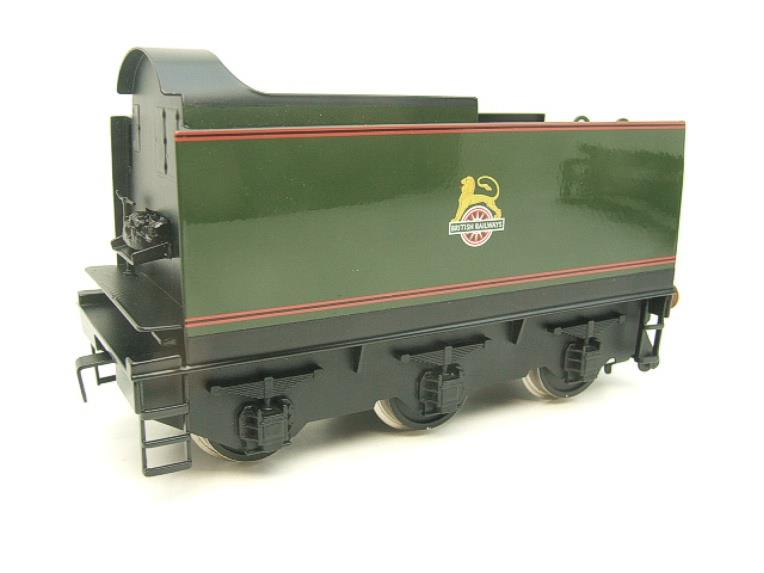 "Ace Trains O Gauge E9 Bulleid Pacific BR ""Padstow"" R/N 34008 Electric 2/3 Rail Bxd image 13"