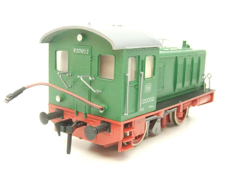 Pola Maxi/Lima/Rivarossi O Gauge DB Diesel Shunter Loco & Beer Wagon Electric 3 Rail Boxed image 11