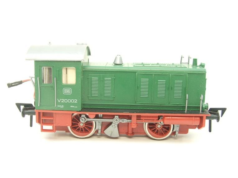 Pola Maxi/Lima/Rivarossi O Gauge DB Diesel Shunter Loco & Beer Wagon Electric 3 Rail Boxed image 17