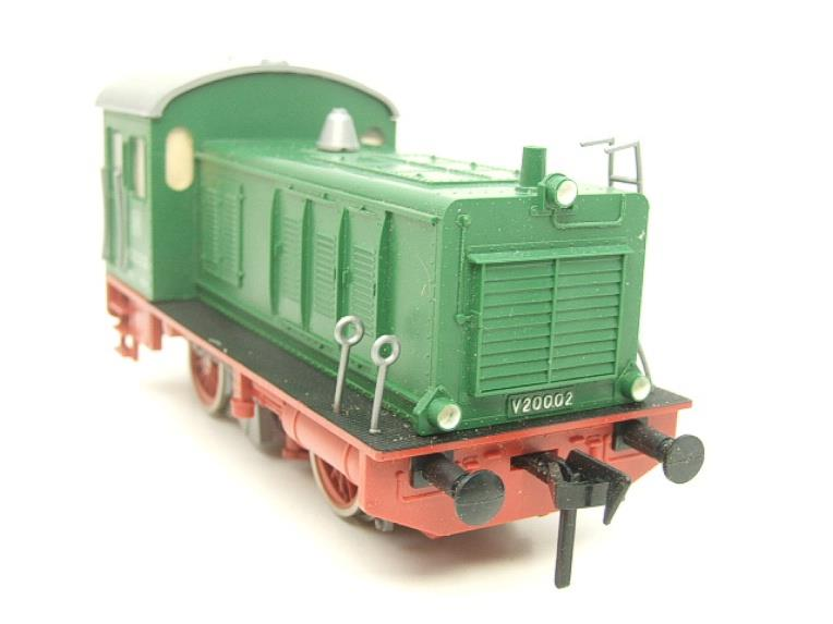 Pola Maxi/Lima/Rivarossi O Gauge DB Diesel Shunter Loco & Beer Wagon Electric 3 Rail Boxed image 19