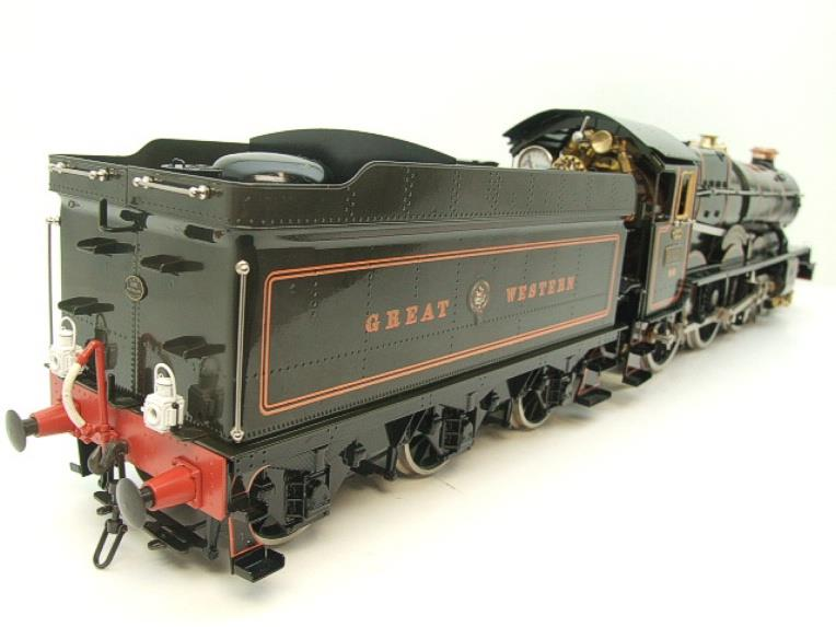 "Gauge 1 Aster GWR King Class ""King George V"" R/N 6000 Live Steam Boxed image 11"