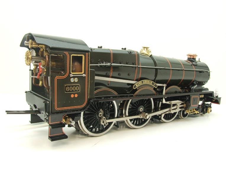 "Gauge 1 Aster GWR King Class ""King George V"" R/N 6000 Live Steam Boxed image 12"
