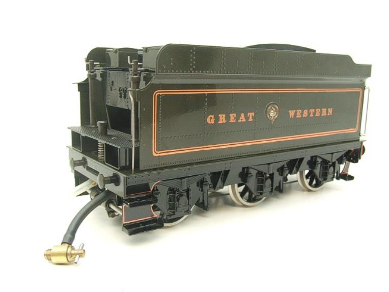 "Gauge 1 Aster GWR King Class ""King George V"" R/N 6000 Live Steam Boxed image 13"