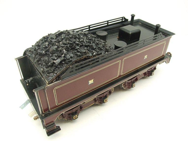 "Gauge 1 Live Steam Brass MR ""Johnson Belpaire"" 4-4-0 Loco & Tender R/N 2633 image 14"