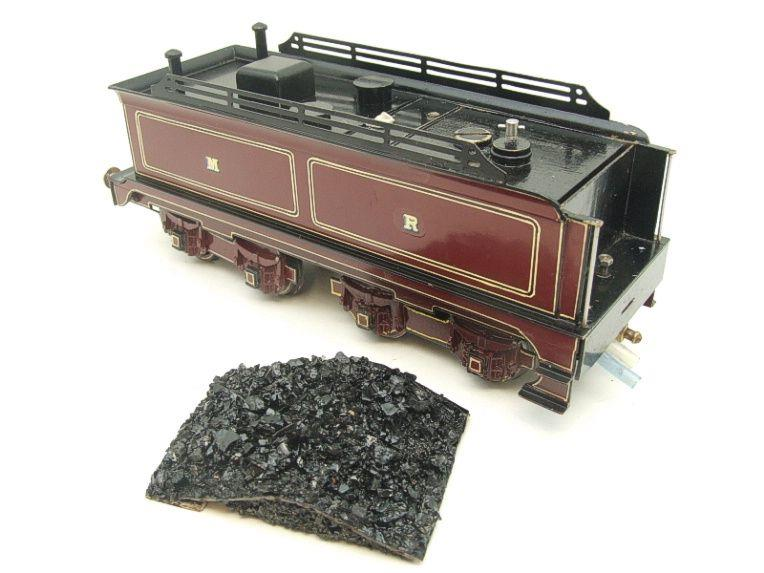 "Gauge 1 Live Steam Brass MR ""Johnson Belpaire"" 4-4-0 Loco & Tender R/N 2633 image 15"
