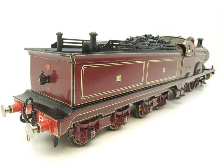 "Gauge 1 Live Steam Brass MR ""Johnson Belpaire"" 4-4-0 Loco & Tender R/N 2633 image 21"