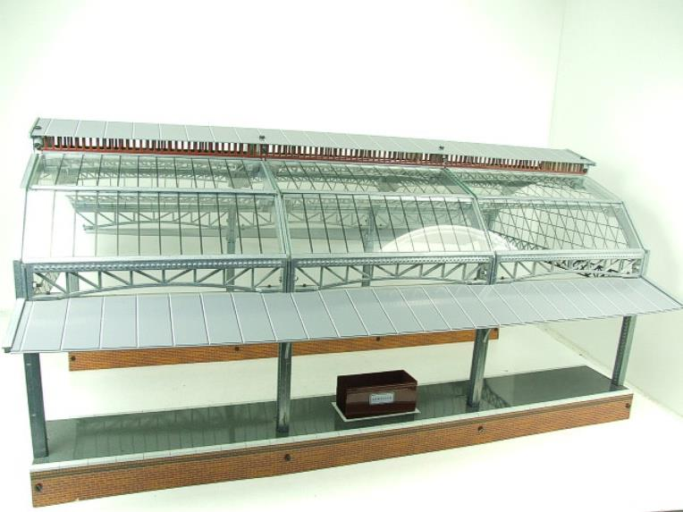"Ace Trains O Gauge Fully Made up ""Station Canopy"" AC1 & AC 1A Extensions image 12"