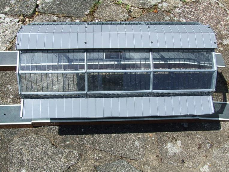 "Ace Trains O Gauge Fully Made up ""Station Canopy"" AC1 & AC 1A Extensions image 14"