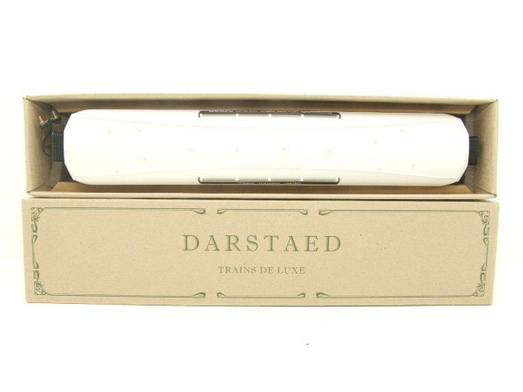 "Darstaed O Gauge Parlour 1st ""JUANA"" Ivory Roof Pullman Coach Boxed image 13"