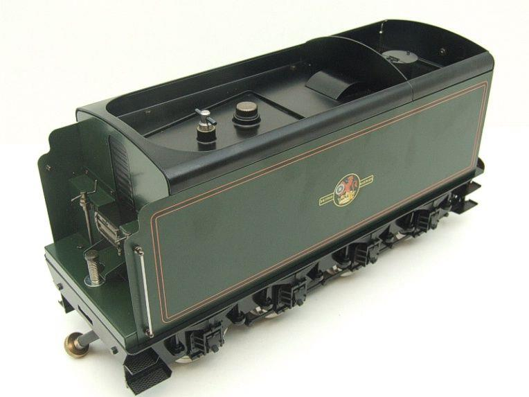 "Gauge 1 Aster BR Green A3 Class Pacific ""Flying Scotsman"" R/N 60103 Live Steam MINT Boxed image 13"