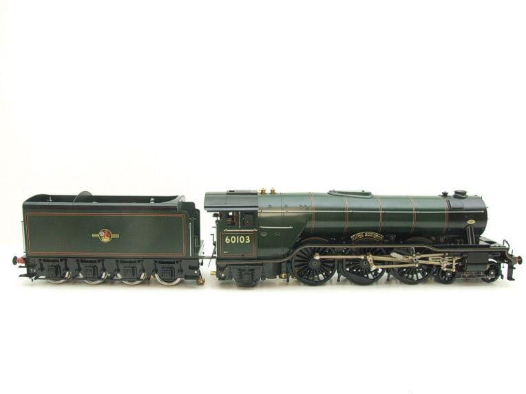 "Gauge 1 Aster BR Green A3 Class Pacific ""Flying Scotsman"" R/N 60103 Live Steam MINT Boxed image 16"