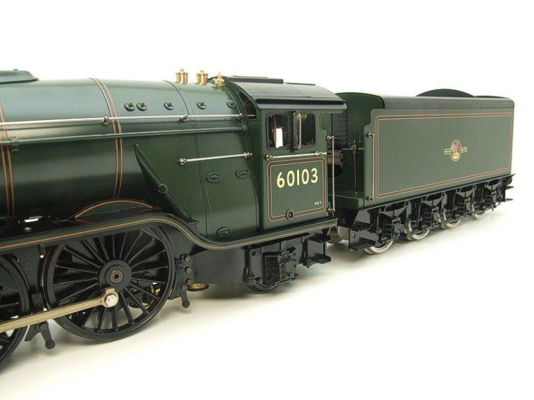 "Gauge 1 Aster BR Green A3 Class Pacific ""Flying Scotsman"" R/N 60103 Live Steam MINT Boxed image 17"