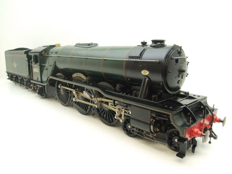 "Gauge 1 Aster BR Green A3 Class Pacific ""Flying Scotsman"" R/N 60103 Live Steam MINT Boxed image 18"