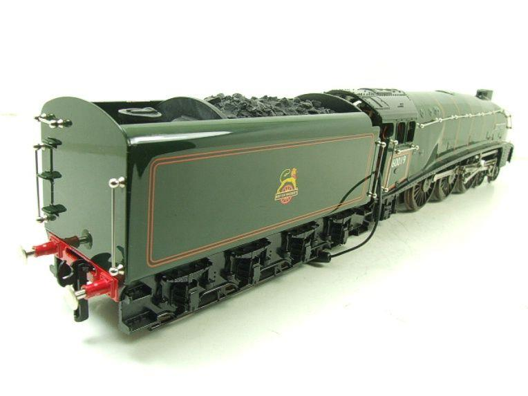 "Ace Trains O Gauge E4 A4 Pacific BR Green ""Bittern"" R/N 60019 Electric 3 Rail Boxed image 11"